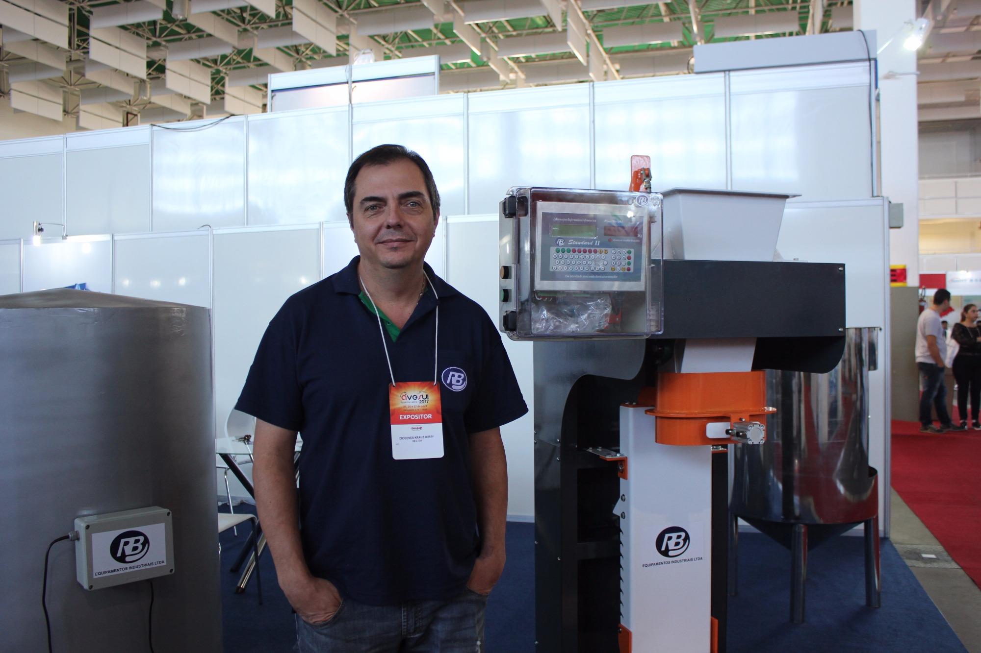 RB Equipamentos desenvolve tecnologia de ponto com baixo custo para produtor