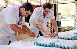 Coopeavi realiza terceira edição do Concurso de Qualidade de Ovos