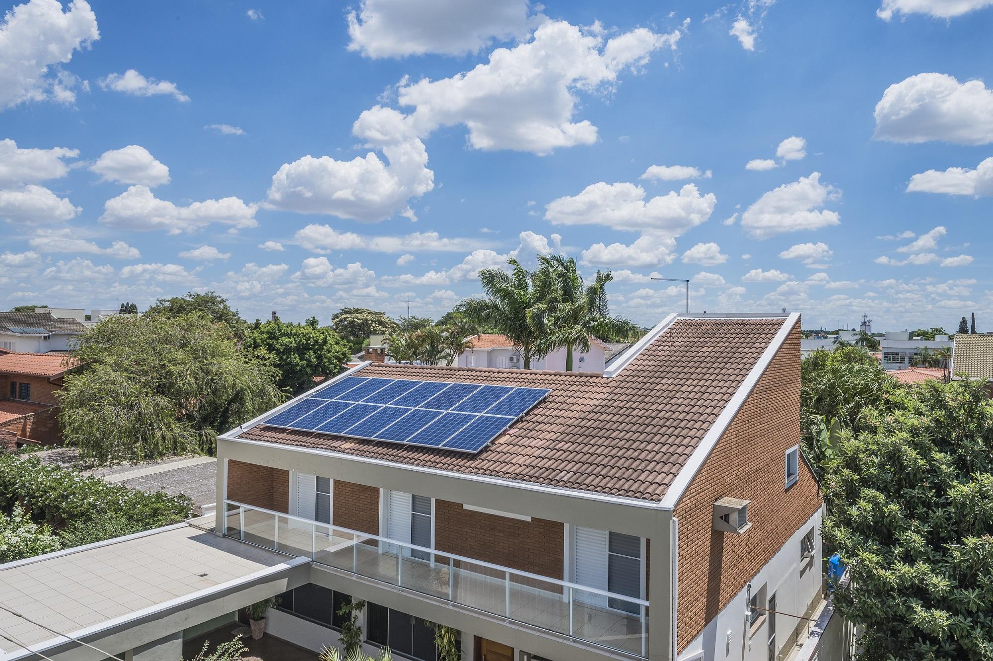 Uso de energia solar cresce 169% em três cidades da região de Piracicaba, SP