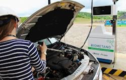 Itaipu inaugura planta inédita de produção de biogás