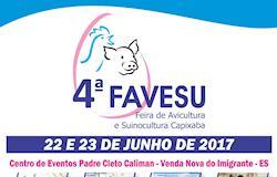 Evento da Avicultura e Suinocultura do Espírito Santo acontece nos dias 22 e 23 de junho