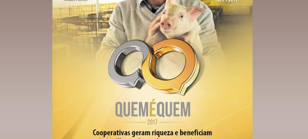 As cooperativas no mercado de aves e suínos