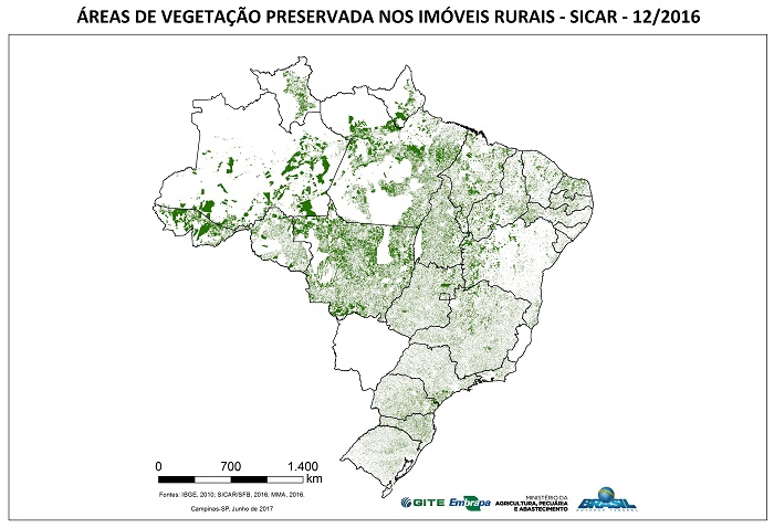 Agricultura se mostra importante aliado para a preservação ambiental