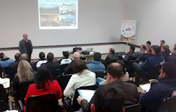 Aurora recebe capacitação sobre Gestão da Água na Suinocultura