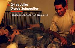 Parabéns Suinocultor Brasileiro