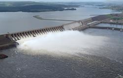 Reservatórios do Norte operam com 62% da capacidade