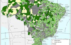 IBGE propõe debate de nova classificação para os espaços rurais e urbanos