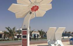 Dubai instala estações de recarga solar em locais públicos