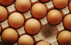 Preço do ovo vermelho tem forte alta em fevereiro