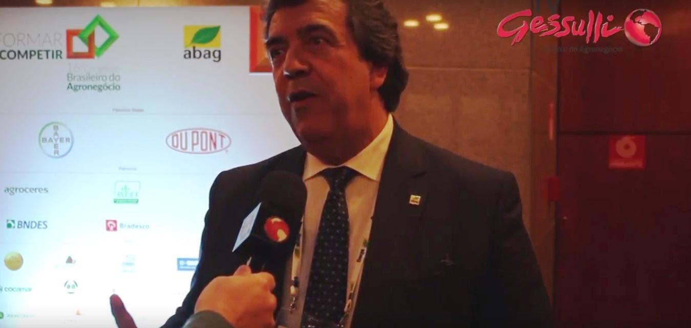 Presidente da ABAG fala sobre expectativas para a economia brasileira