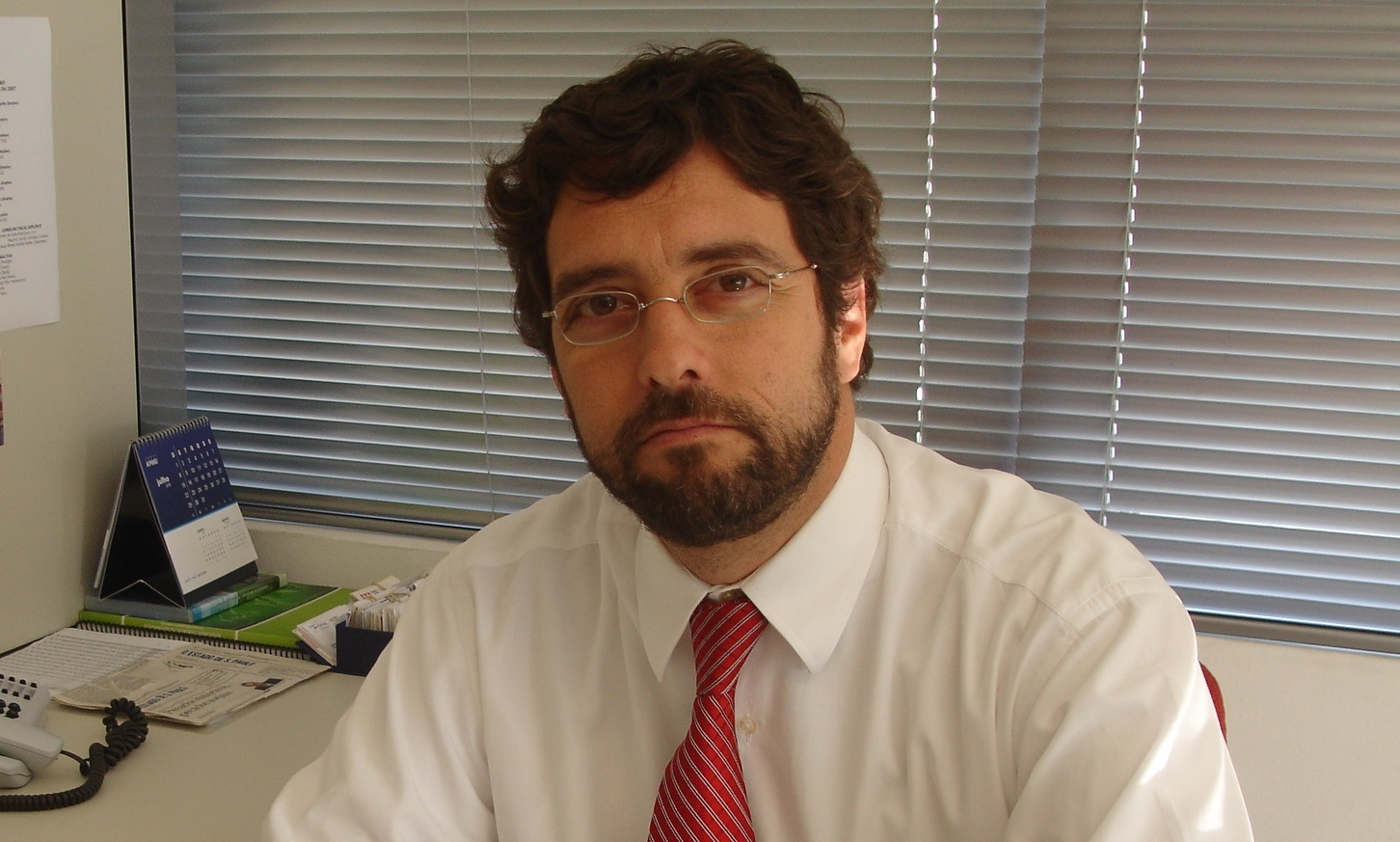 A reformulação do sistema sanitário brasileiro é vital, aponta Christian Lohbauer