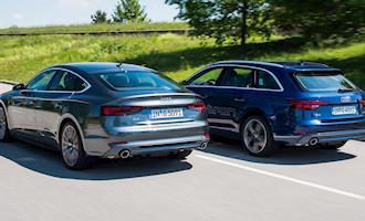 Audi A4 Avant e A5 Sportback a gás natural já estão à venda na Europa