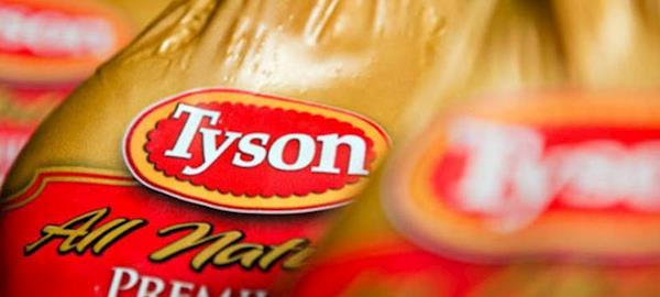 Tyson Foods expande produção de frango para o oeste do Tennessee