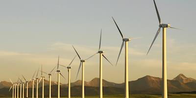 Eólica inicia ano liderando expansão do setor elétrico