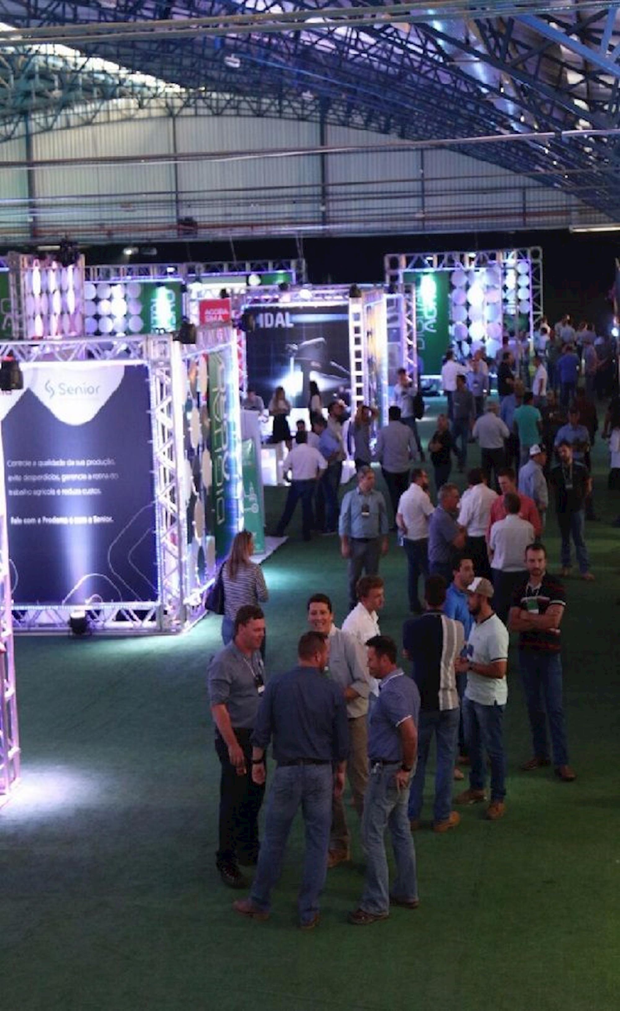 Cinco mil pessoas estiveram na Digital Agro, , Rodrigo Covolan