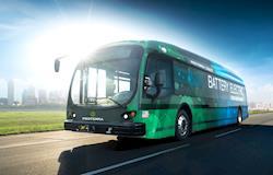 Ônibus elétrico bate recorde fazendo 1.772 km com apenas uma carga
