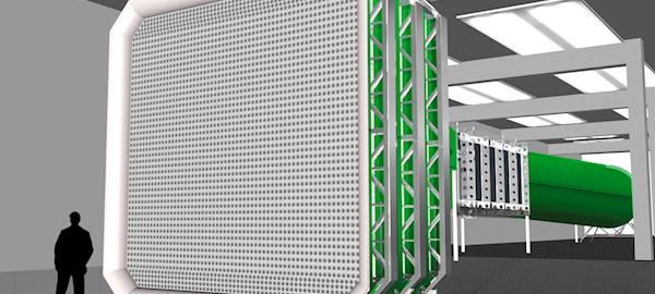 FURNAS investe na construção de Túnel do Vento