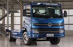 Volkswagen irá vender caminhão 100% elétrico no Brasil