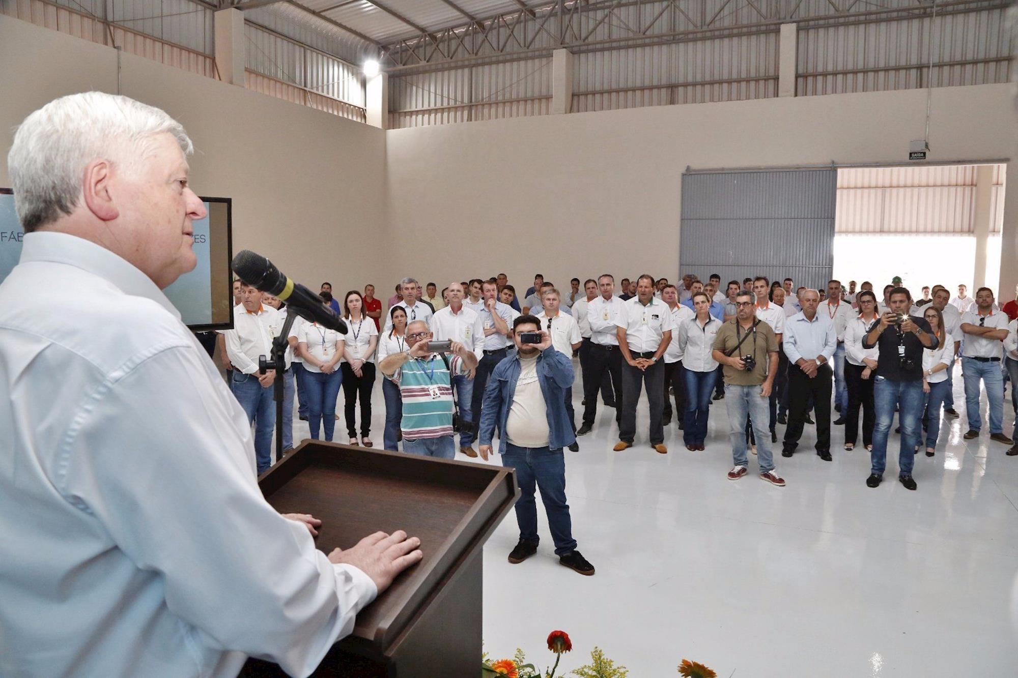 Cooperativa investe R$ 40 mi em fábricas de rações para matrizes e premix, Cooperativa investe R$ 40 mi em fábricas de rações para matrizes e premix