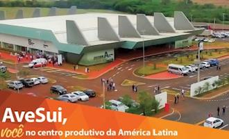 AveSui libera acesso a Área do Expositor