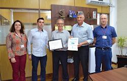 Cooperativa gaúcha é certificada por utilizar energia limpa e renovável