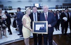 Valter Pitol recebe o titulo de Cidadão Honorário do Oeste do Paraná