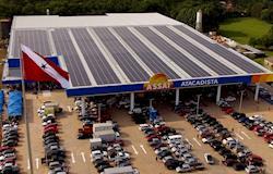 Loja atacadista tem maior usina solar do Pará em sua cobertura