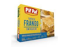 Pif Paf lança torta de frango com requeijão