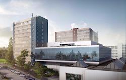 Lançamento da pedra fundamental do Campus de Inovação Bühler