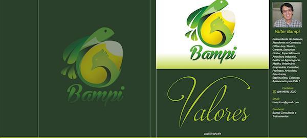 Valter Bampi lança livro sobre valores da avicultura brasileira