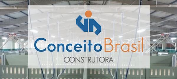 Estruturas pré-fabricadas de galpões são aposta da Conceito Brasil