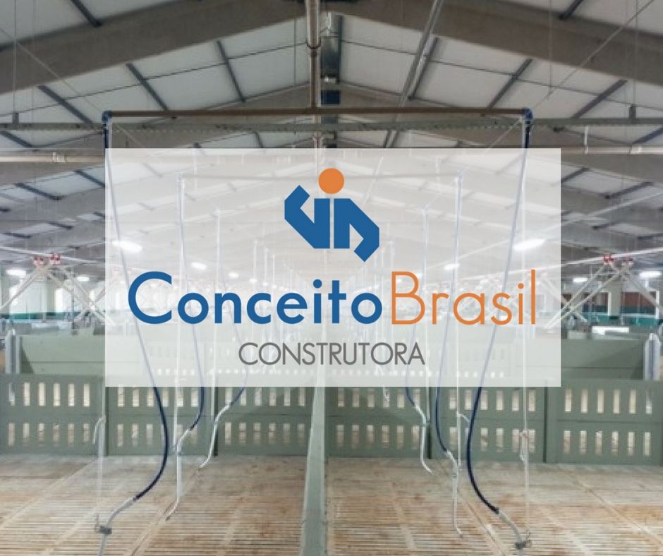 Prefabricated shed structures are the focus in Conceito Brazil