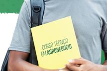 Mais de 3 mil vagas para o curso técnico gratuito em agronegócio estão disponíveis
