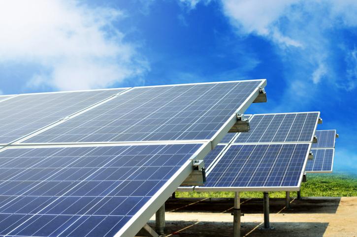 Usina solar atinge produção recorde de energia em fevereiro