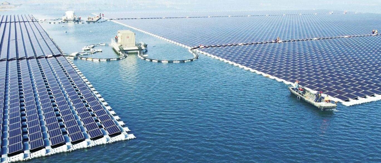 Holanda planeja enorme parque de energia solar em alto-mar