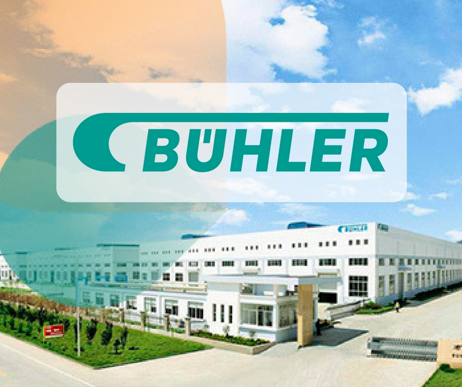 With new automation technologies Bühler continues to invest in research and development