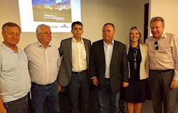 Santa Catarina tem projeto piloto de inspeção em estabelecimentos de suínos