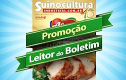 Leitor do Boletim tem desconto especial na Assinatura da Revista Suinocultura Industrial