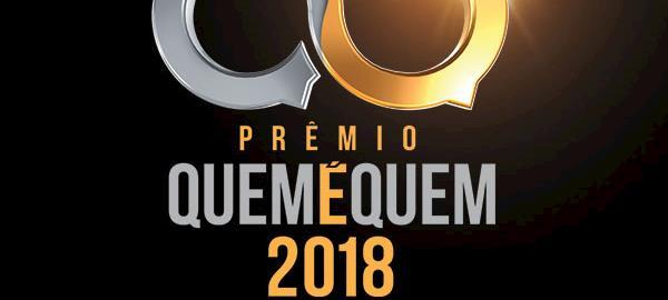 Pesquisa para apuração dos vencedores do Prêmio Quem é Quem 2018
