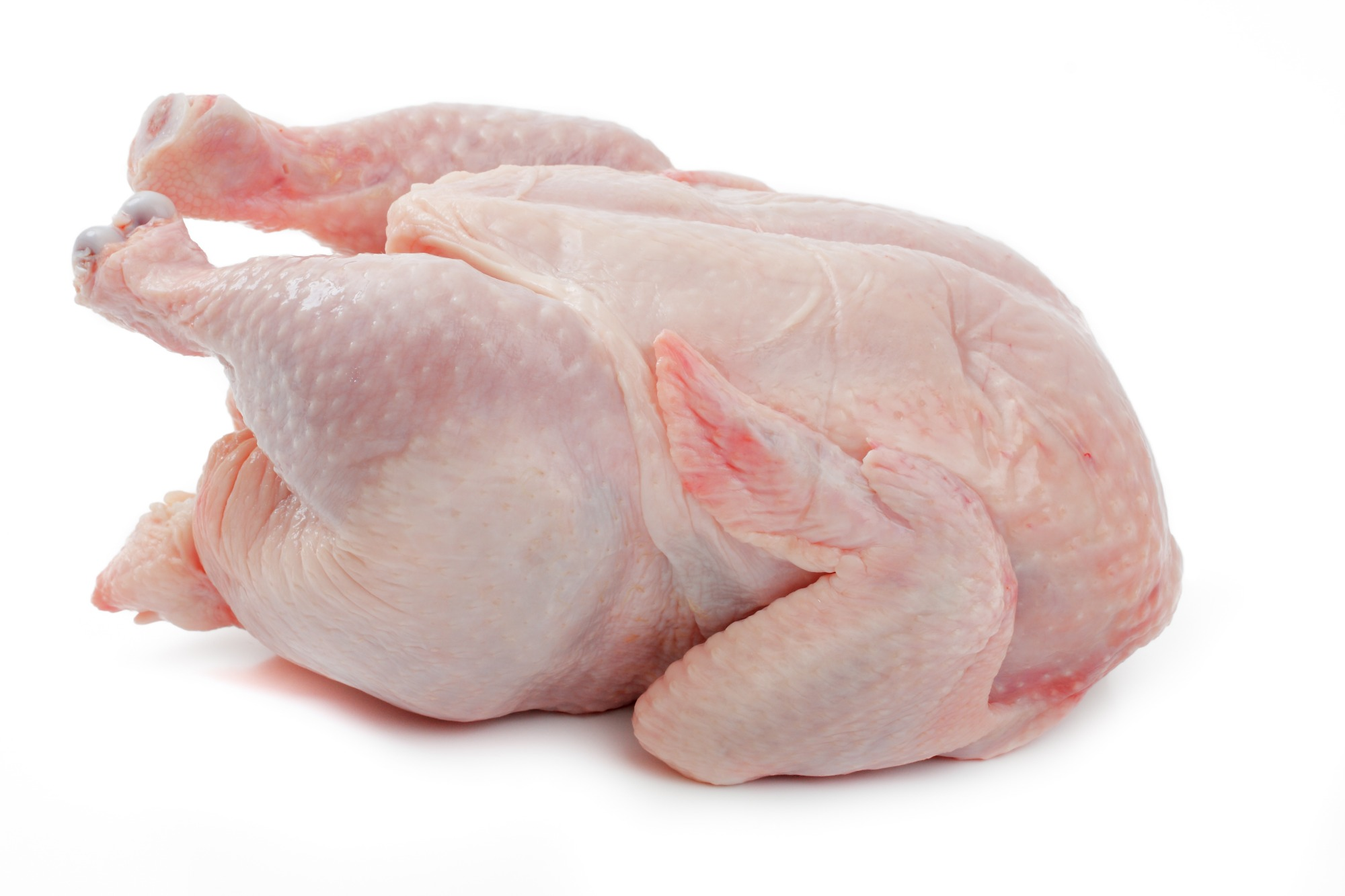 Mercado de frango registra baixo volume de vendas