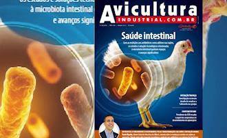 Saúde intestinal assume papel central na avicultura