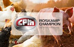 Tecnologia em peletizadoras é apresentada pela CPM Roskamp Champion