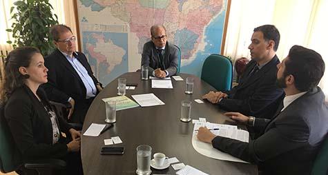ABCS solicita à Conab reestruturação da venda balcão de milho