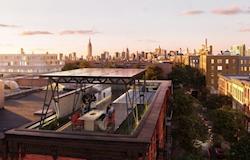 Solar Canopy cria solução para gerar energia no topo de edifícios
