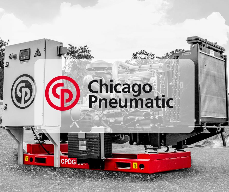 Chicago Pneumatic present Technology in efficiency energy