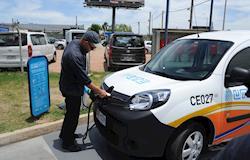 Uruguai é 1º na AL a ter trajeto inteiro com abastecimento