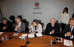 Paraná deve construir Porto Seco na fronteira com a Argentina