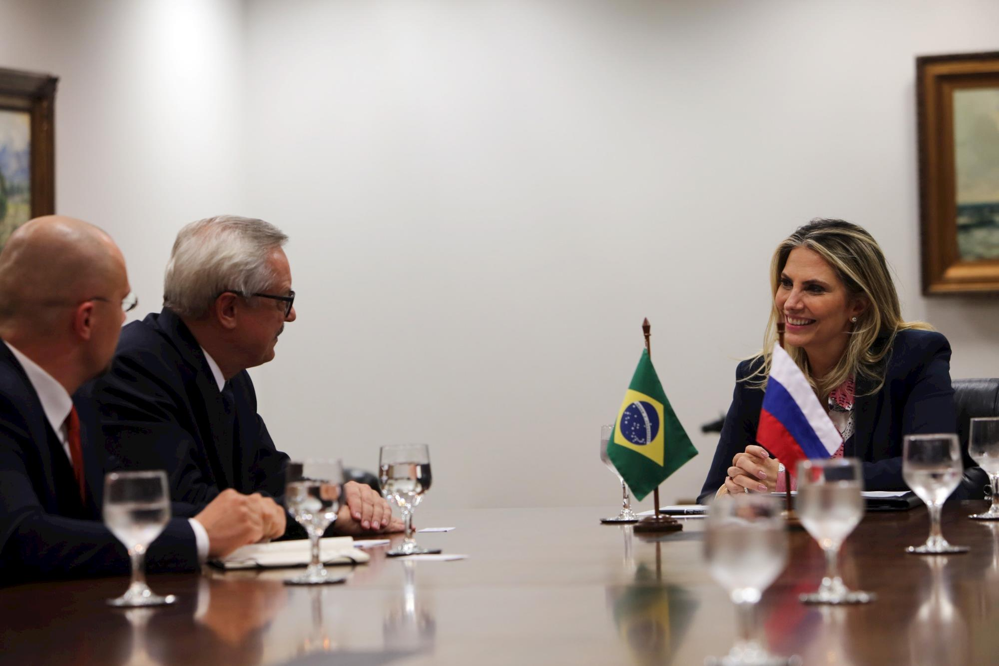 Parana seeks closer ties with Russia