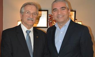 Mário Lanznaster recebe Prêmio de Personalidade de Vendas da ADVB/SC