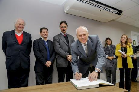 Novo diretor financeiro da Itaipu toma posse em Curitiba